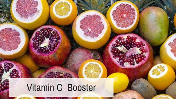 Vitamin C – Booster für Gesundheit und Schönheit