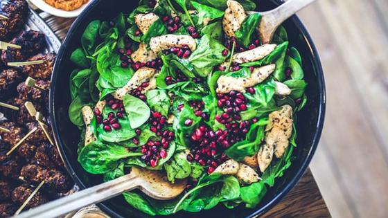 Super Food Fitness Salat