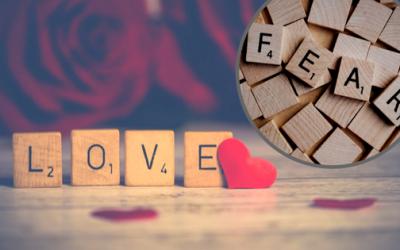Liebe oder Angst – damit kannst du etwas verändern
