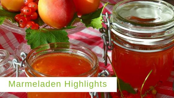 Gesunde Marmelade selbst gemacht